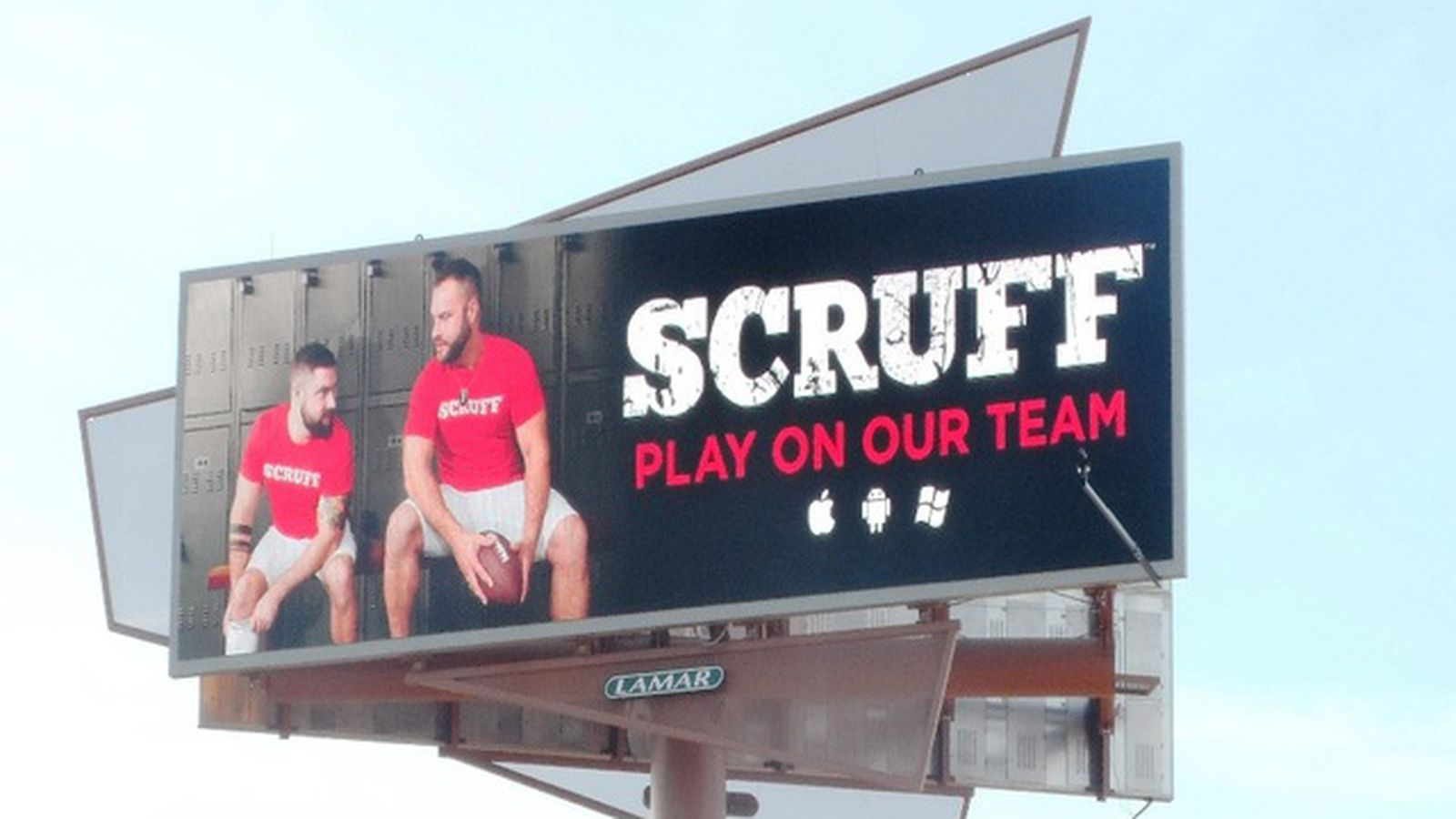 Online dating sites scruff