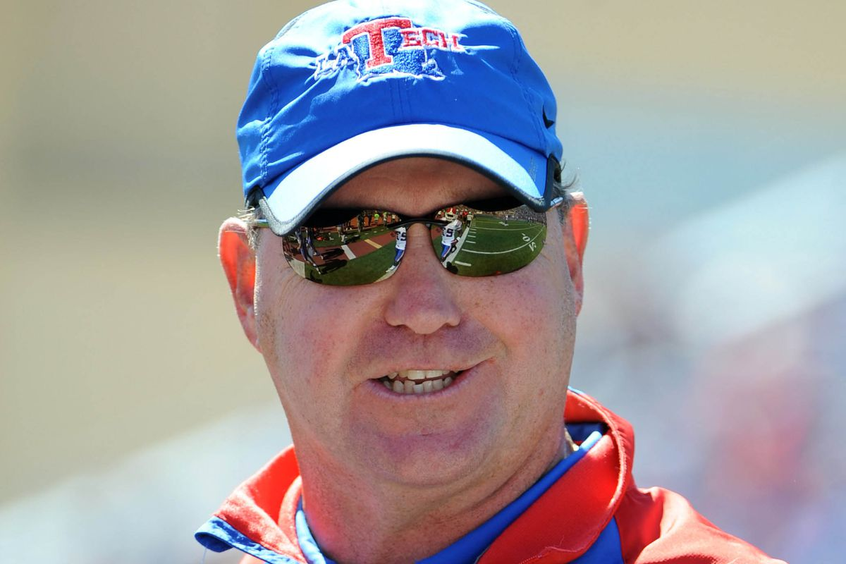 Skip Holtz had to have liked what he saw in LA Tech's Spring Game.