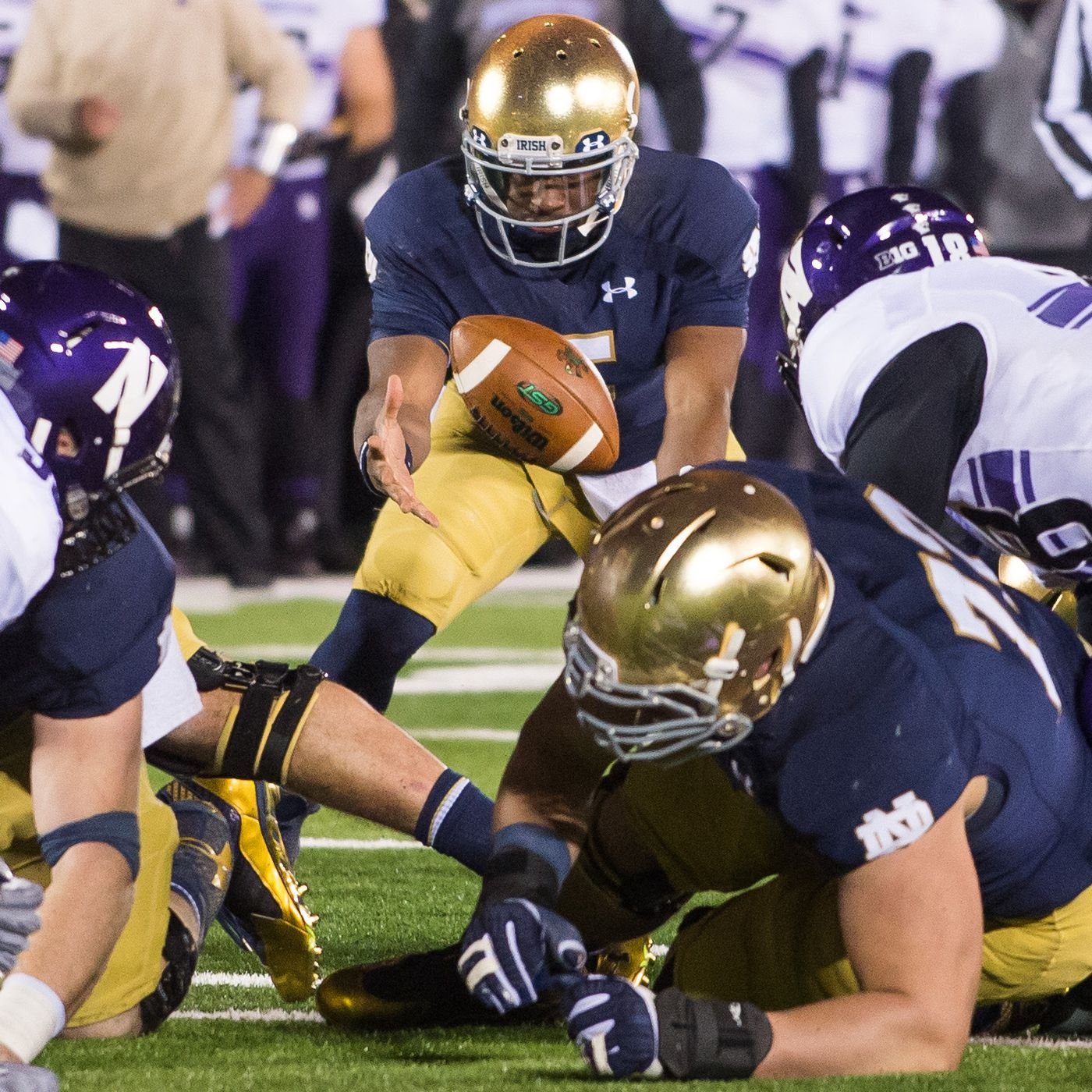 How To Watch Louisville Vs Notre Dame Game Guide Tv Streaming