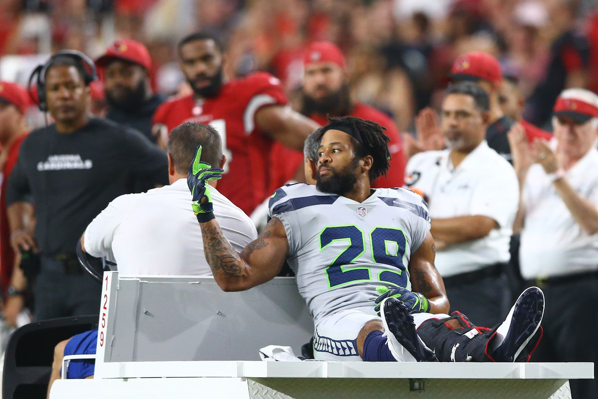 Earl Thomas admits Pete Carroll was the one he was flipping off in his final game as a Seahawk