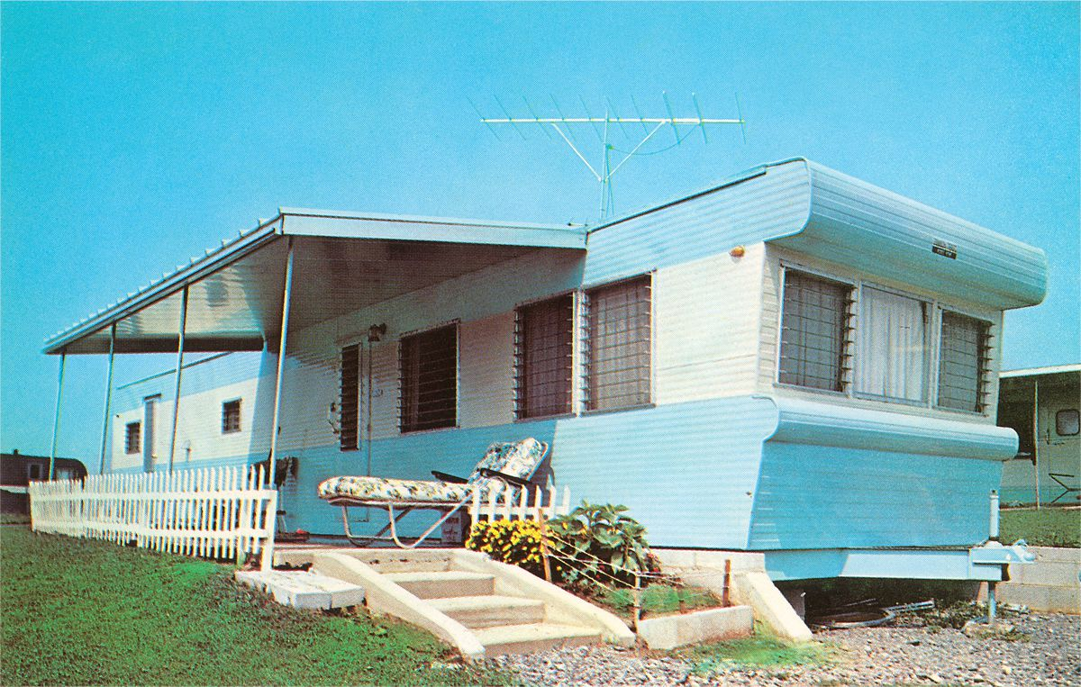 Mobile homes 101: Who's living in them and how they're made in 2017