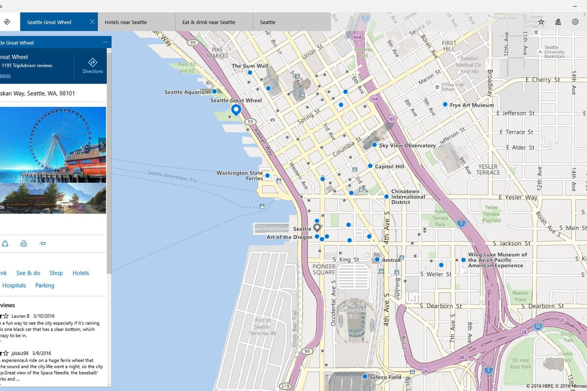 Microsoft updates Windows 10 Maps app with better search and ... on map my location, map by zone, map travel, map games, map files, map categories, map review, map of florida, map online, map by address, map google, map my trip, map finder, map forms, map searches, map login, map browser, map info, map items, map transparent background,
