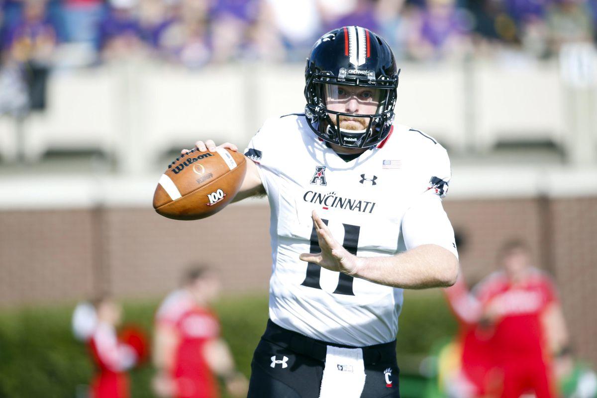 NCAA Football: Cincinnati at East Carolina