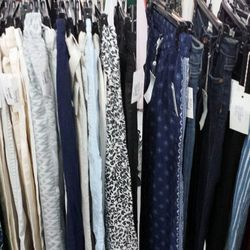 Over in Joie's department, expect silk tanks starting at <b>$20</b>, short-sleeved silk and knit tops from <b>$30 to $45</b>, long-sleeved tops from <b>$40 to $50</b>, shorts for <b>$25</b>, bottoms from <b>$25 to $50 </b> (including as-is denim) and knit