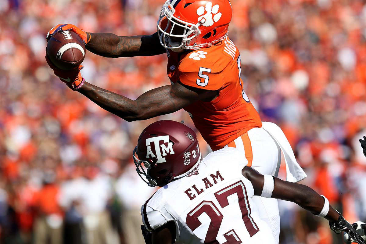 Straight From the Armchair, QT's Take: Clemson Demoralizes Aggies