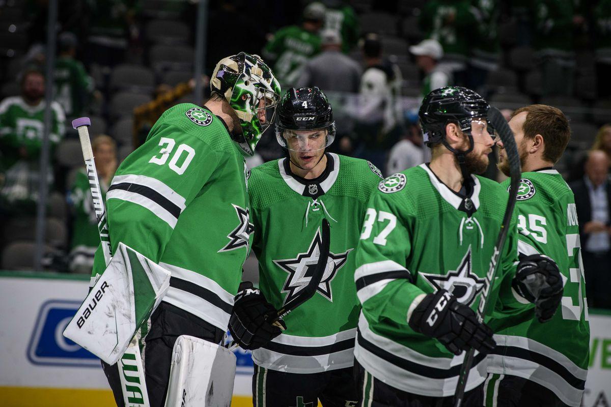 Game Recap: Winnipeg Jets See Stars in Dallas