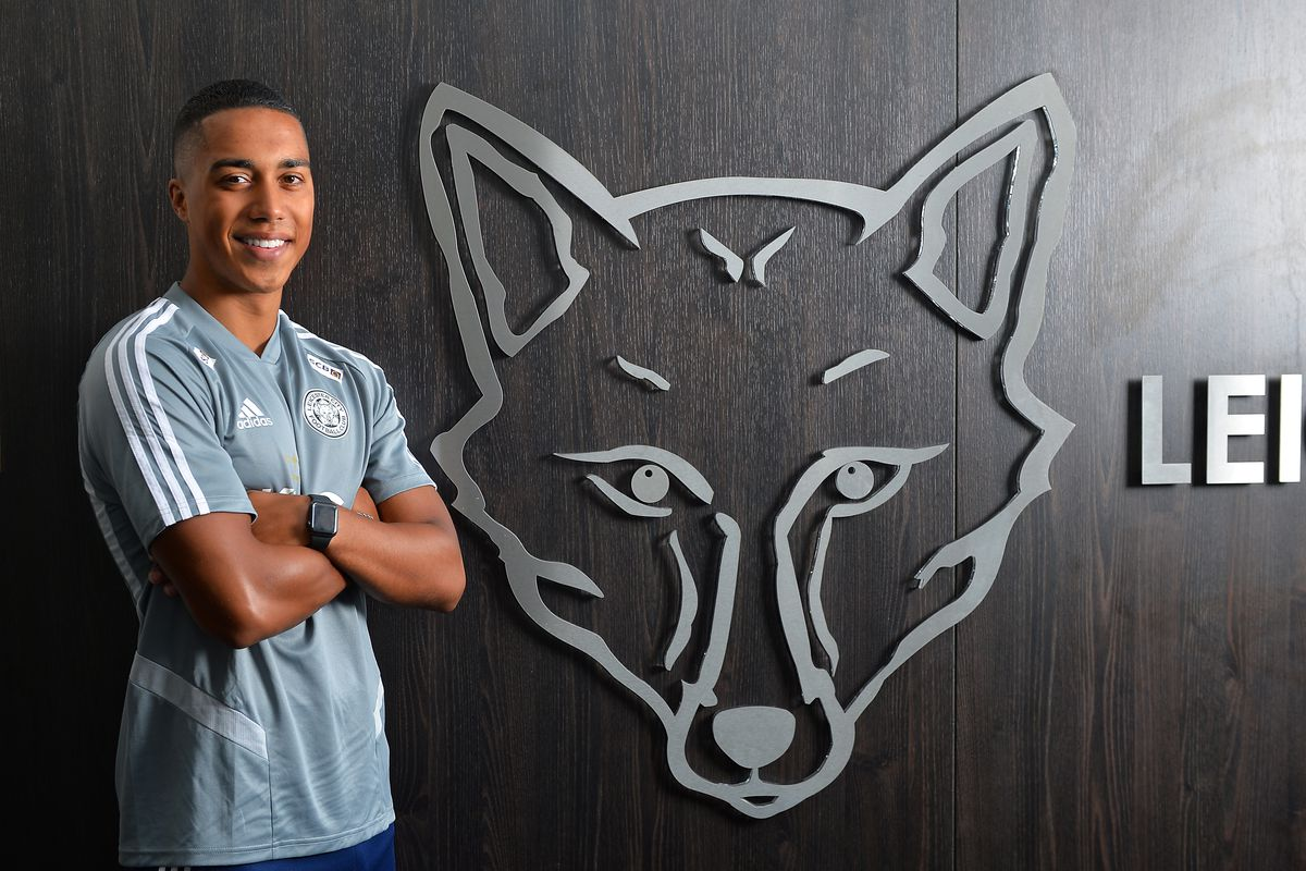 Leicester City Unveil New Signing Youri Tielemans