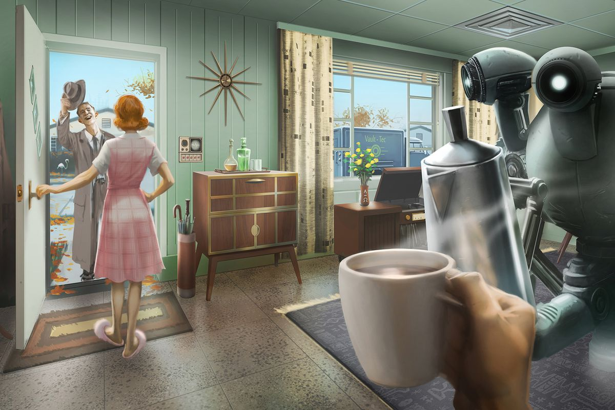Fallout 4 Free to Play on Steam This Weekend