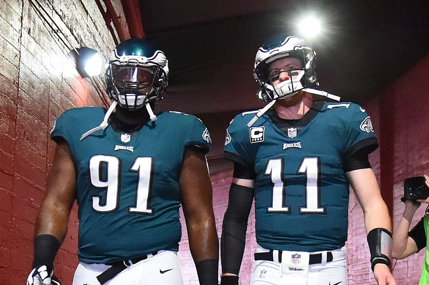 newest c01e5 7b345 Pro Bowl Roster 2018: 6 Eagles players make the cut ...