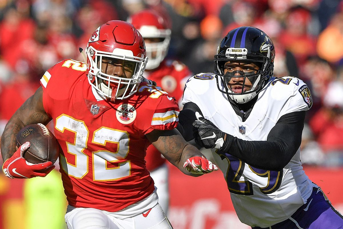 Former Chiefs running back Spencer Ware finds new home in Indy