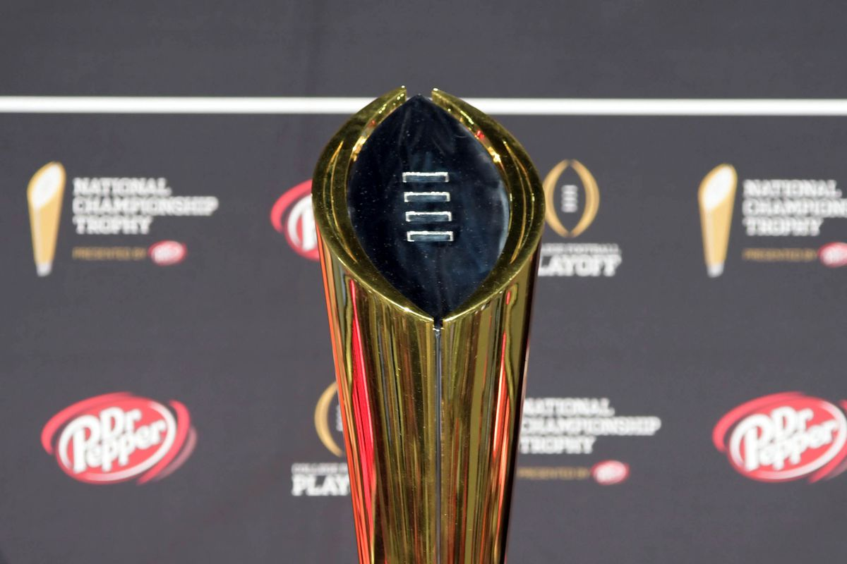 NCAA Football: CFP National Championship-Features