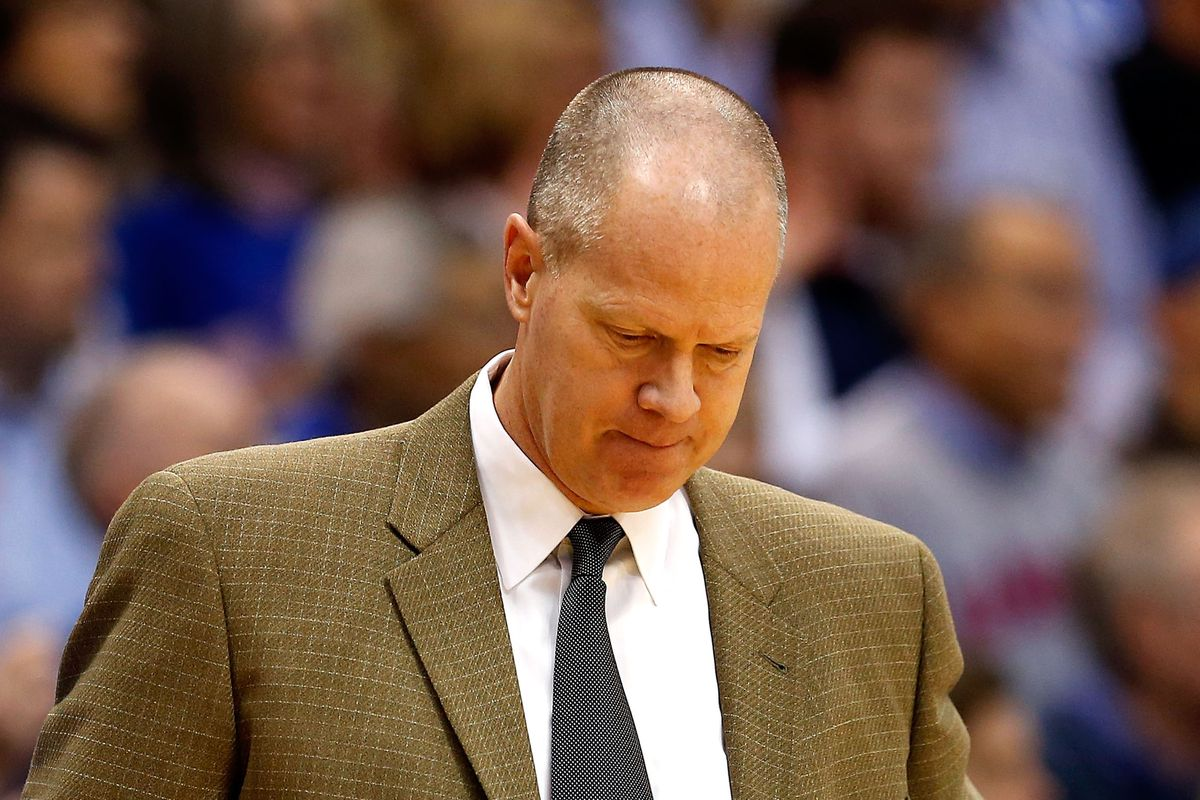 It was over from the very beginning for Tad Boyle's team.