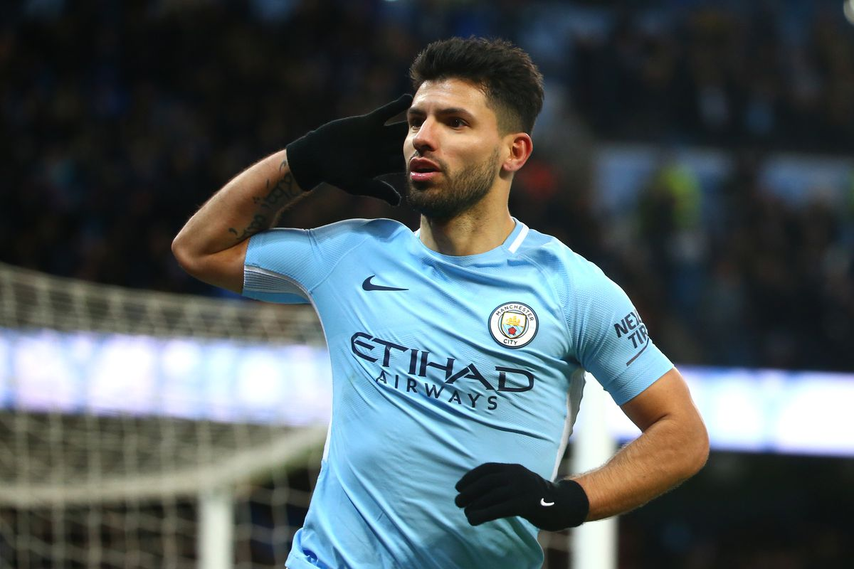 Pep 'honoured' to have Sergio Aguero in his team