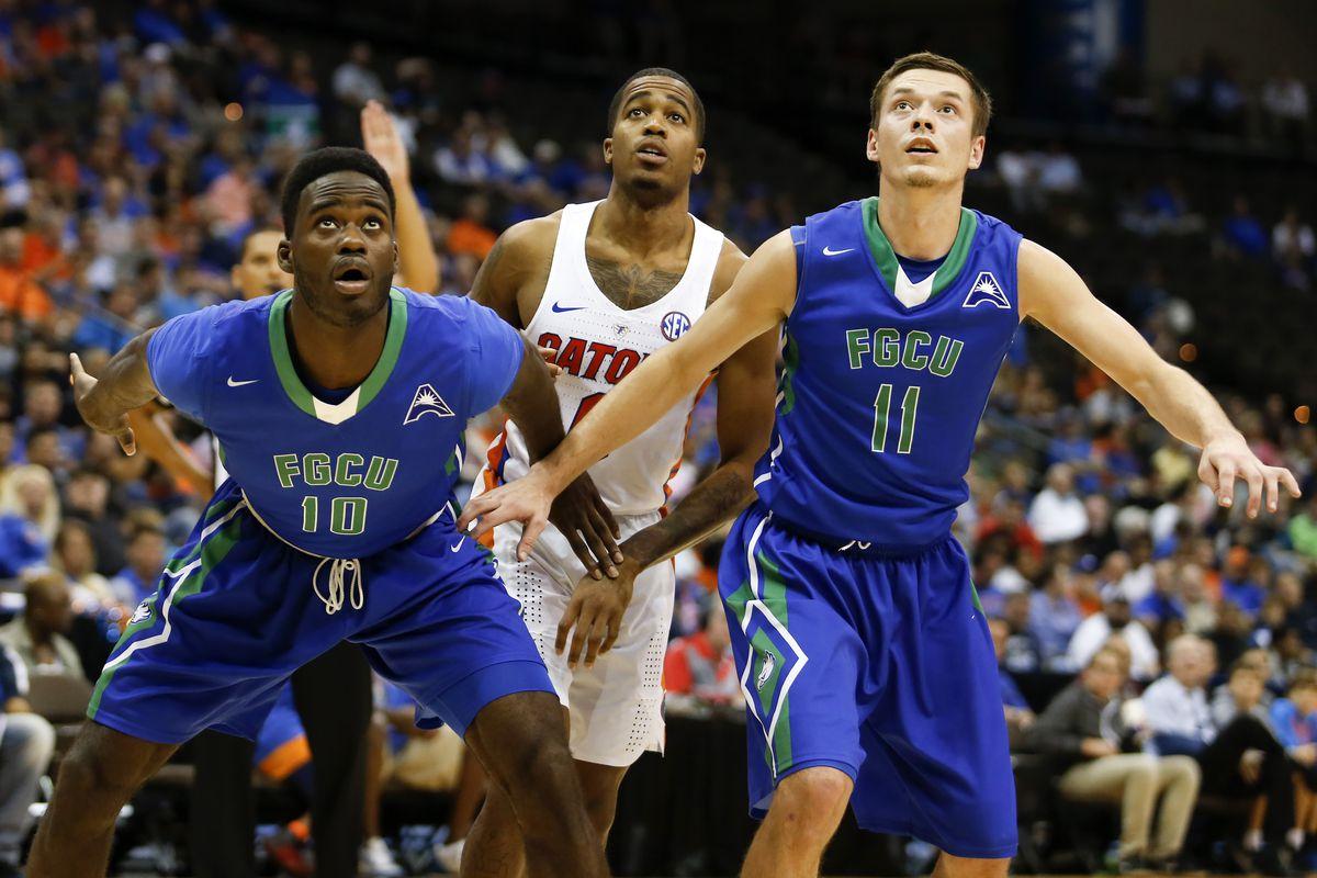 NCAA Basketball: Florida Gulf Coast at Florida