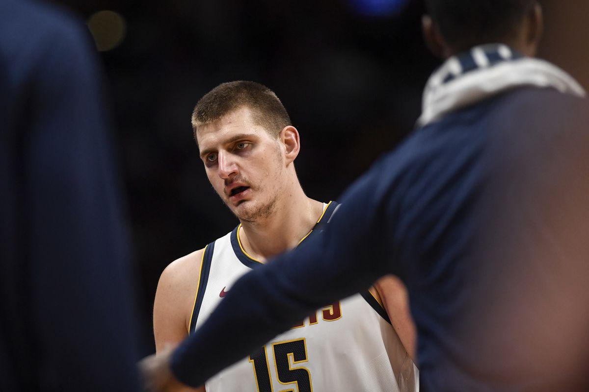 DENVER NUGGETS VS LOS ANGELES LAKERS, NBA REGULAR SEASON