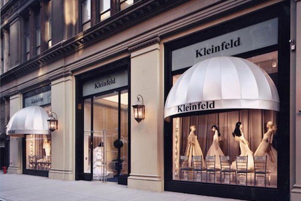 "Image via <a href=""http://www.kleinfeldbridal.com/index.cfm?pid=8"">Kleinfeld Bridal</a>"