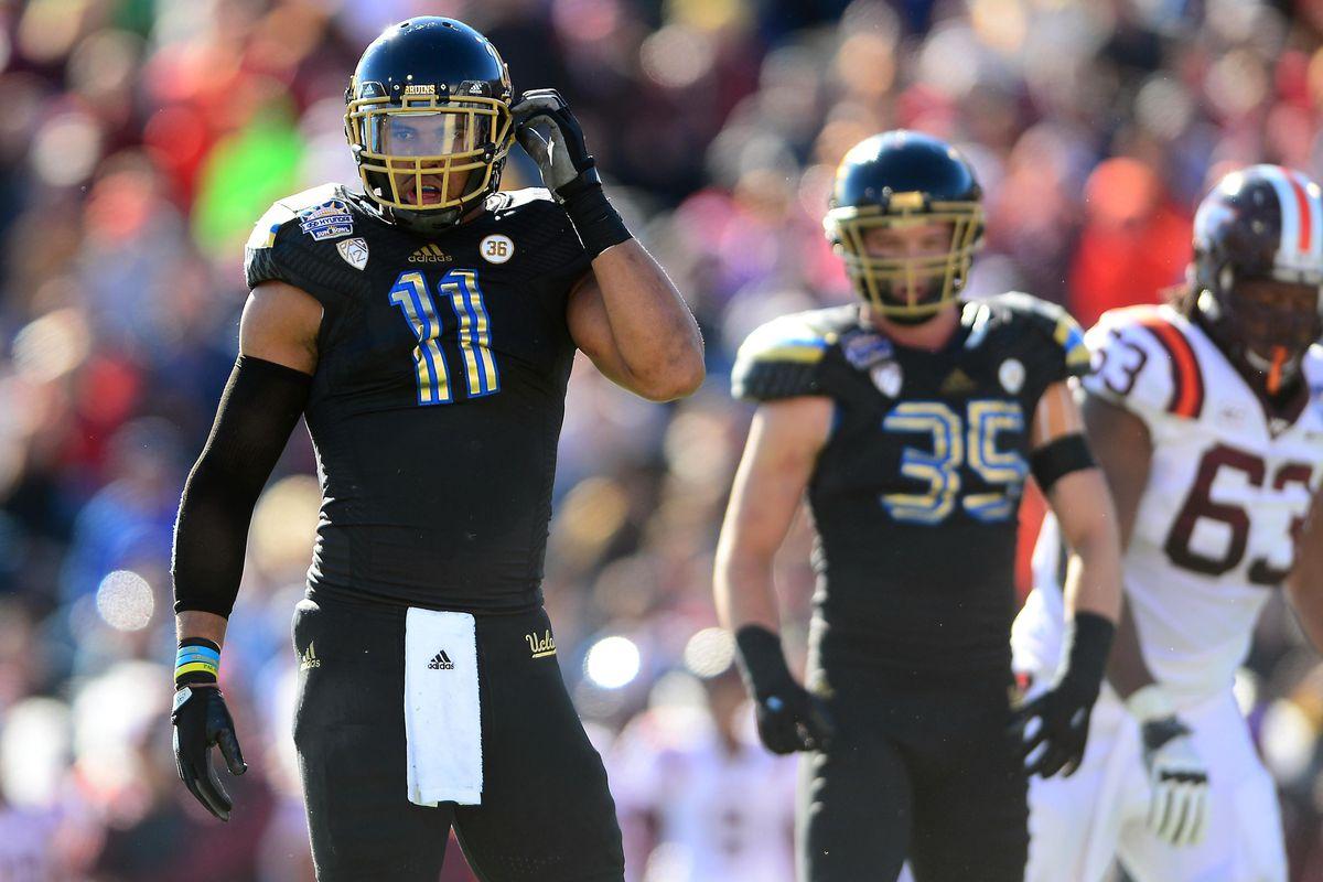 2014 NFL Draft Pick Reaction Minnesota Vikings select UCLA s