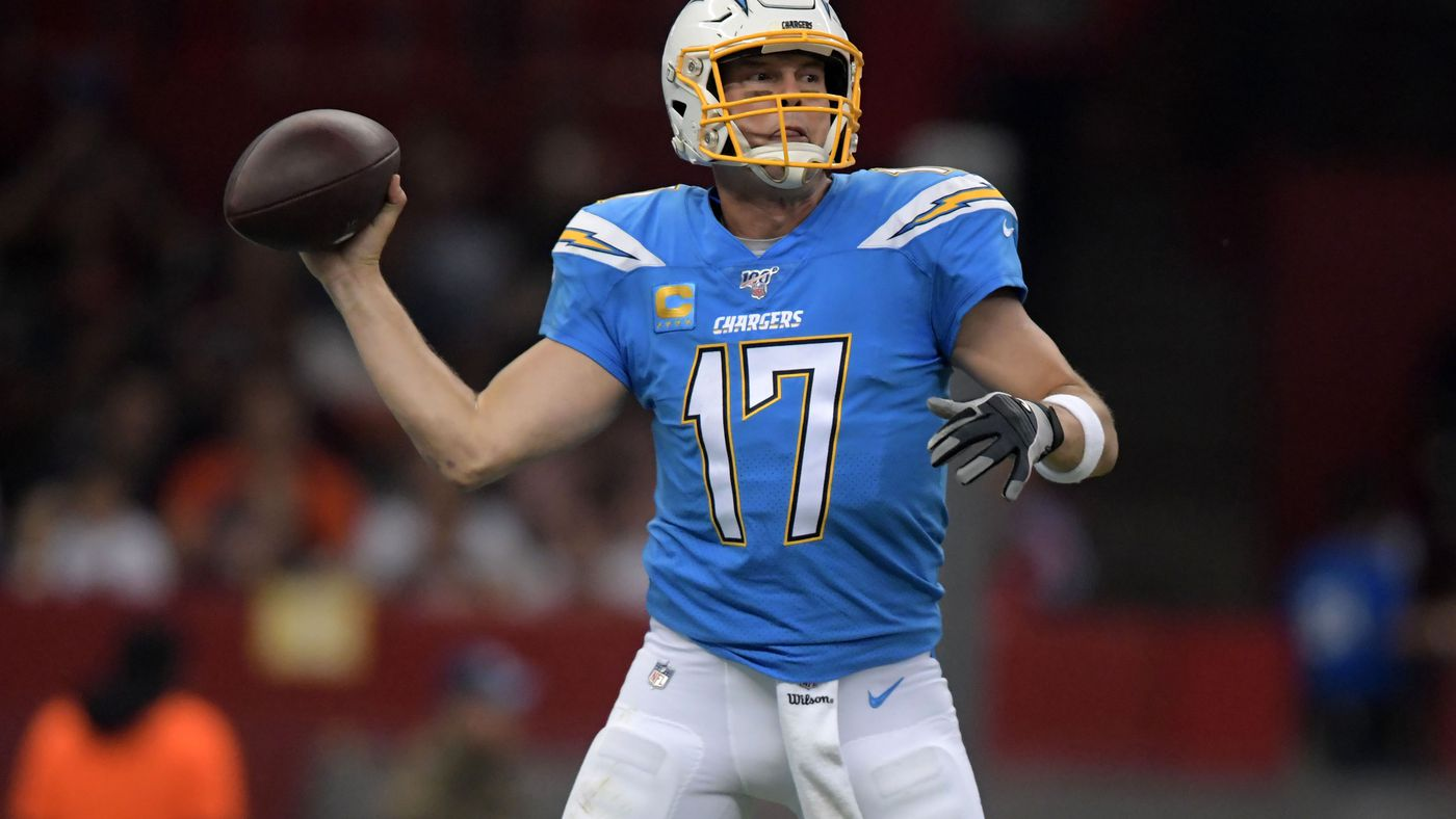 Philip Rivers's INTs Were As Ugly As the Mexico City Field