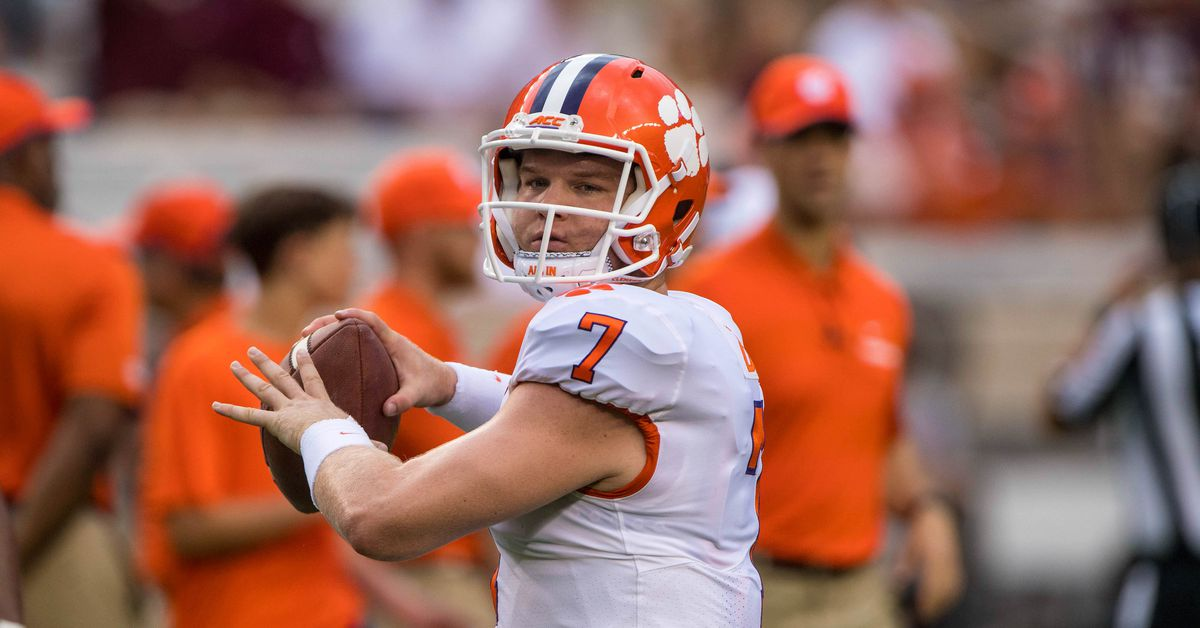 after QB  Trevor Chase Clemson's next Meet Brice, up