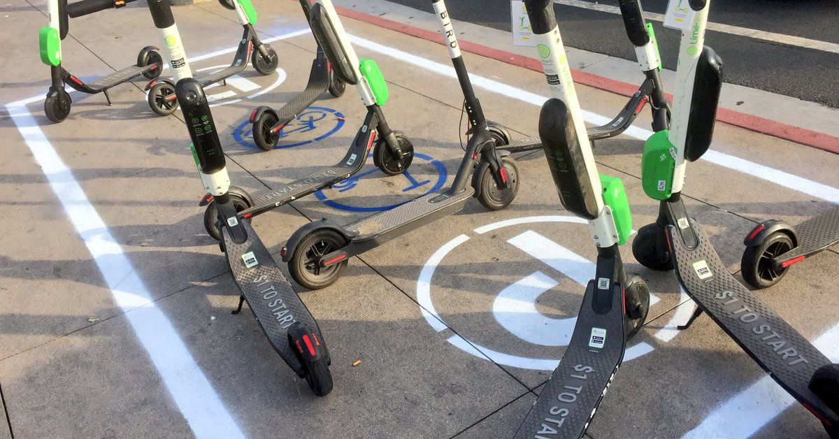 How To File A Class Action Lawsuit >> Scooter companies Bird and Lime named in lawsuit - Curbed