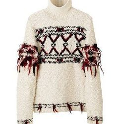 Wool Turtleneck Sweater, $129