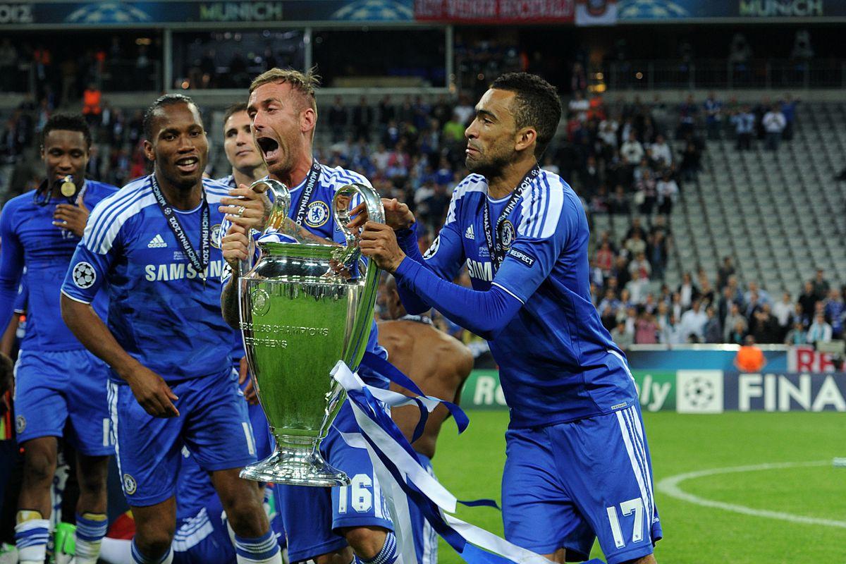 Soccer - UEFA Champions League - Final - Bayern Munich v Chelsea - Allianz Arena