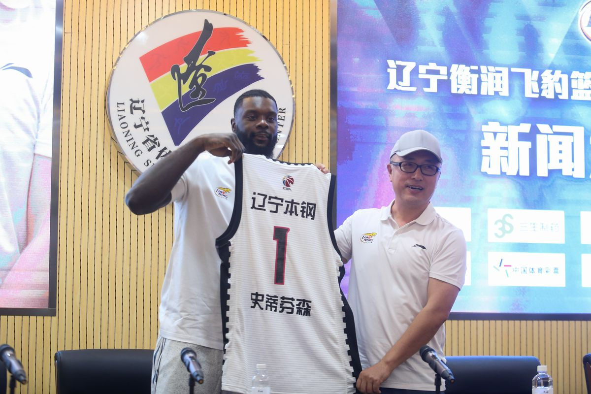 Liaoning Flying Leopards Unveils New Signing Lance Stephenson