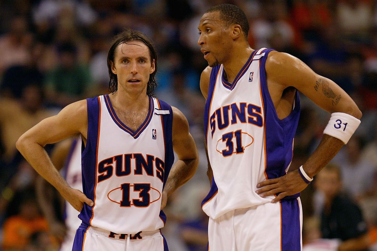 How The Bobcats 2004 Nba Expansion Draft Helped The Suns Land Steve