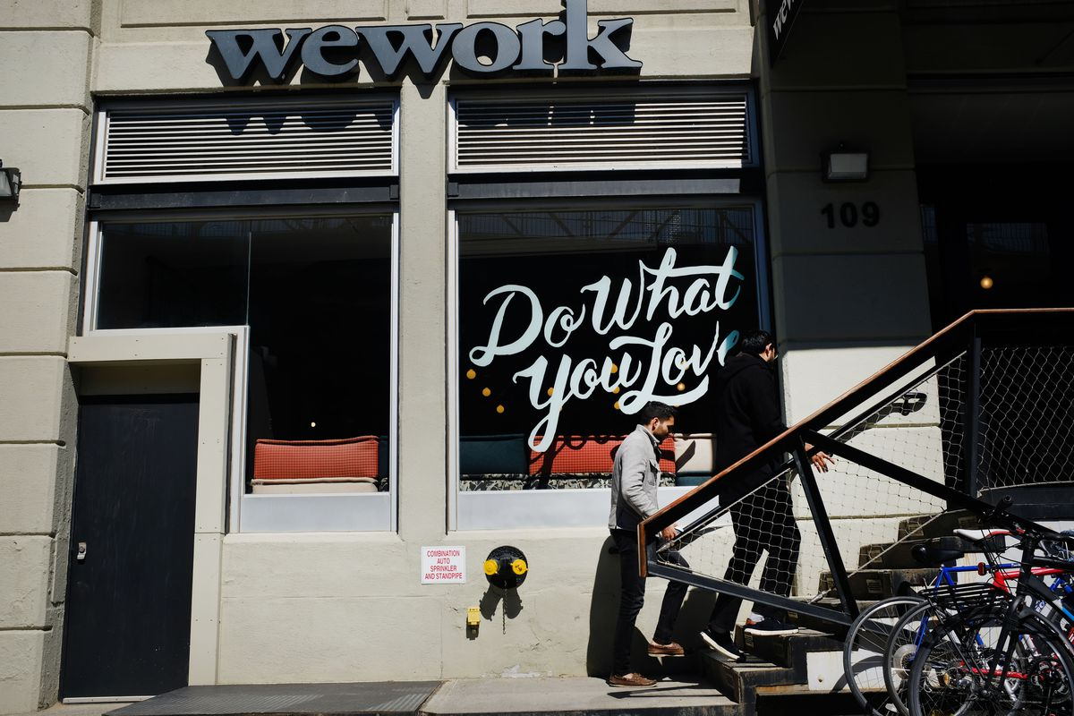 WeWork valuation and IPO: it seems like a lot - Vox