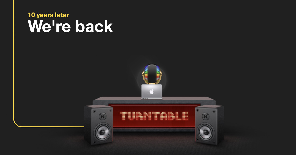 Turntable.fm is back from the dead — and now there are two - The Verge