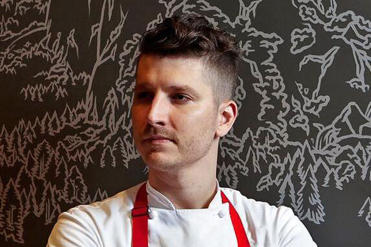 Chef Jenner Tomaska, who has 69,500 Instagram followers, is hosting a 24-hour IG Live auction to raise funds for Hyde Park's first responders and the employees of Virtue Restaurant.
