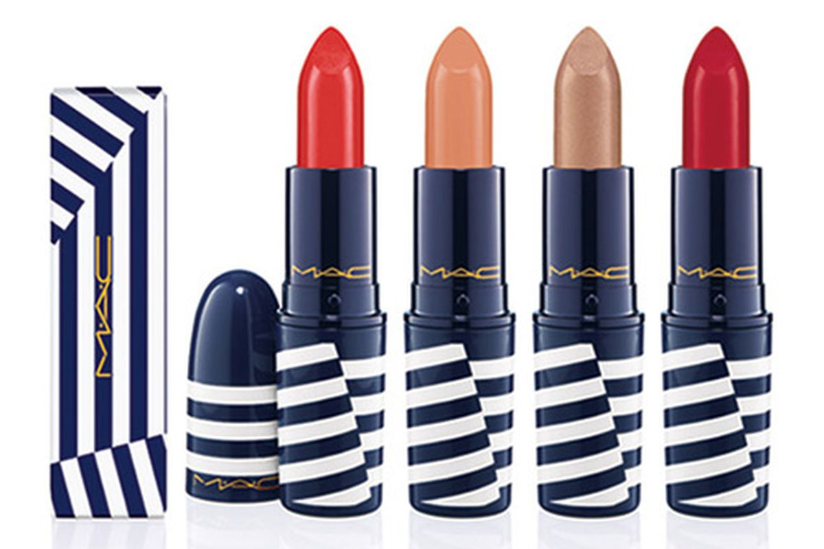 M.A.C.'s new Hey, Sailor collection