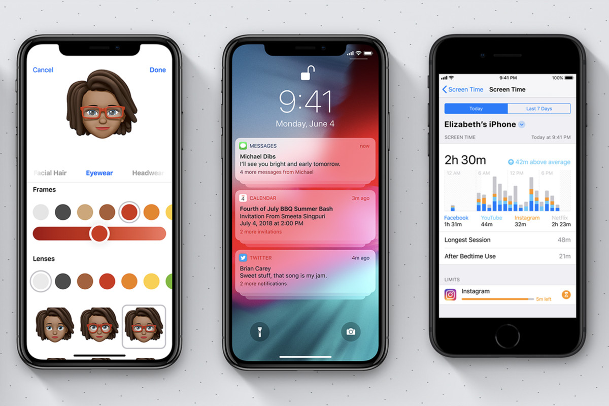 Image result for ios 12