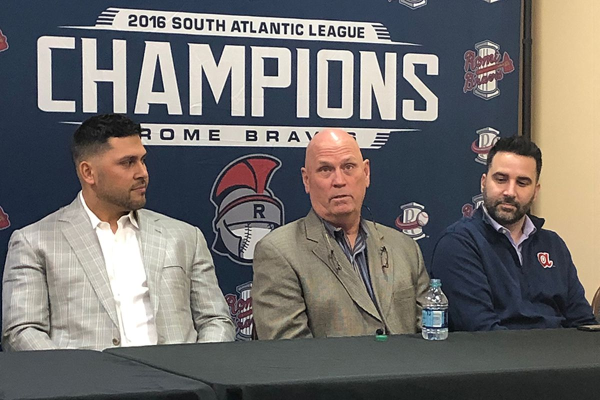 The Atlanta Braves Brian Snitker and Alex Anthopoulos discuss prospects for 2019.