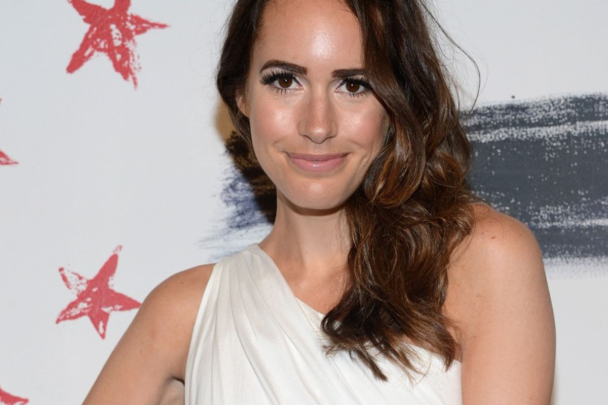 Louise Roe ready to win the hearts of American TV viewers, via Getty