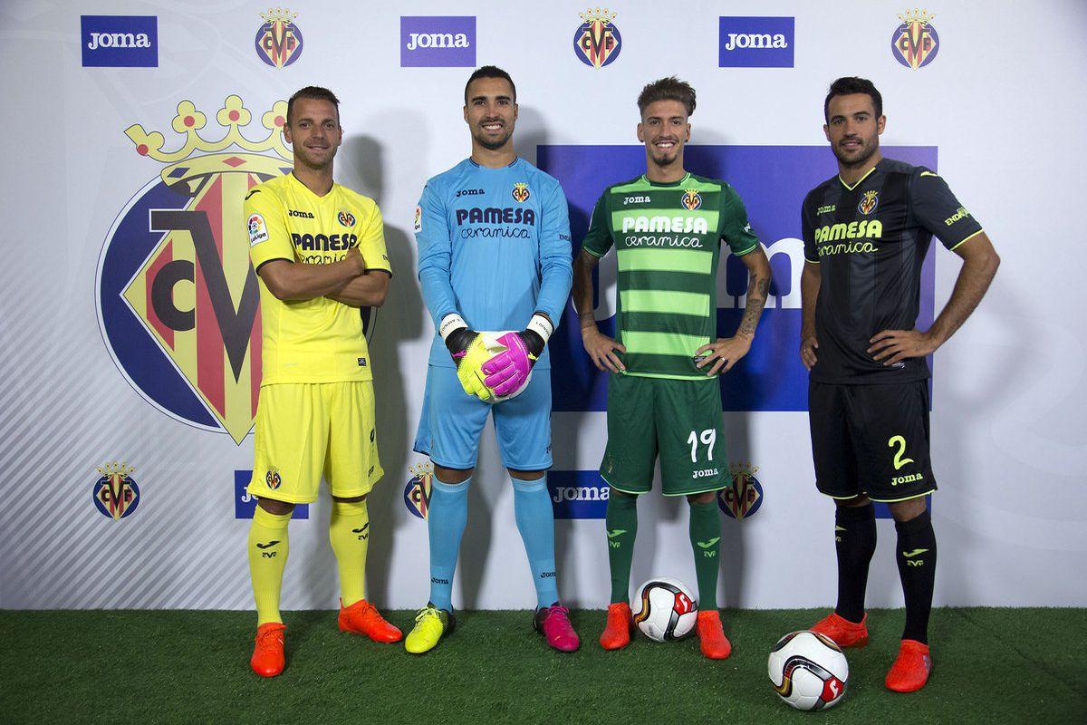 3eabdedc0 Villarreal s 2016-17 kits are released! - Villarreal USA
