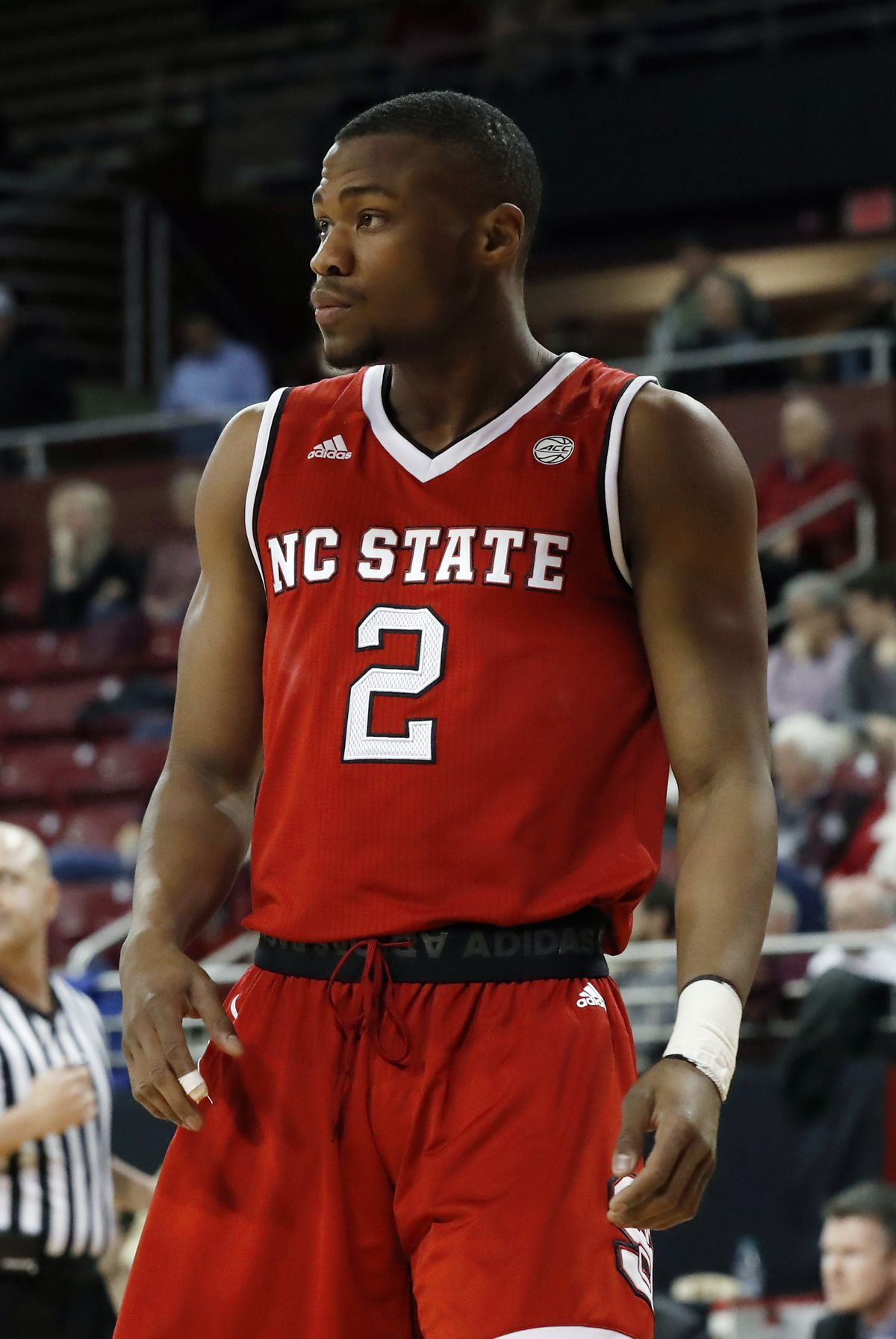 NCAA BASKETBALL: JAN 11 NC State at Boston College