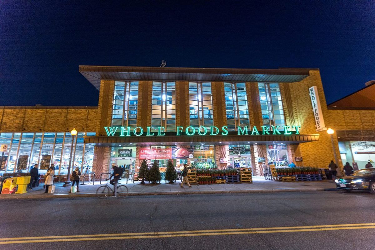 The Whole Foods in Logan Circle