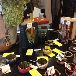 Bracelets and earrings ranging from $18 to $22