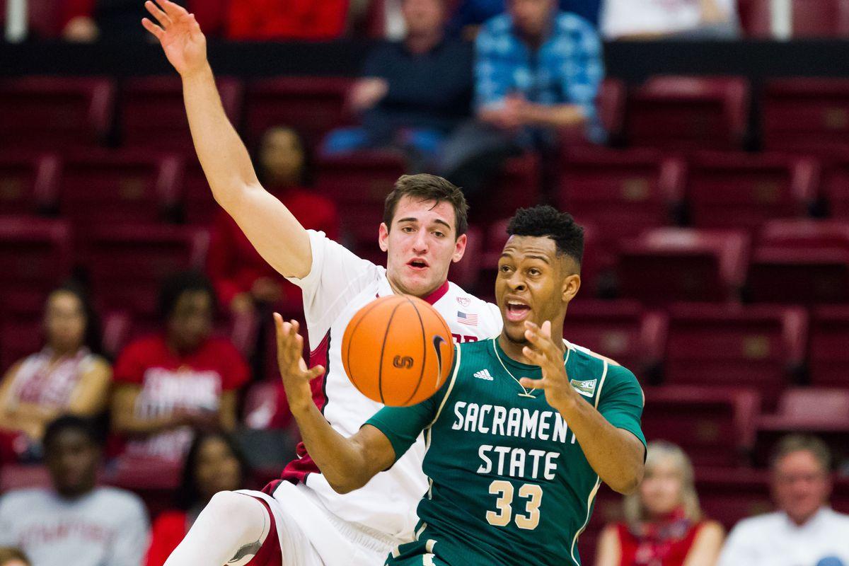NCAA Basketball: Sacramento State at Stanford