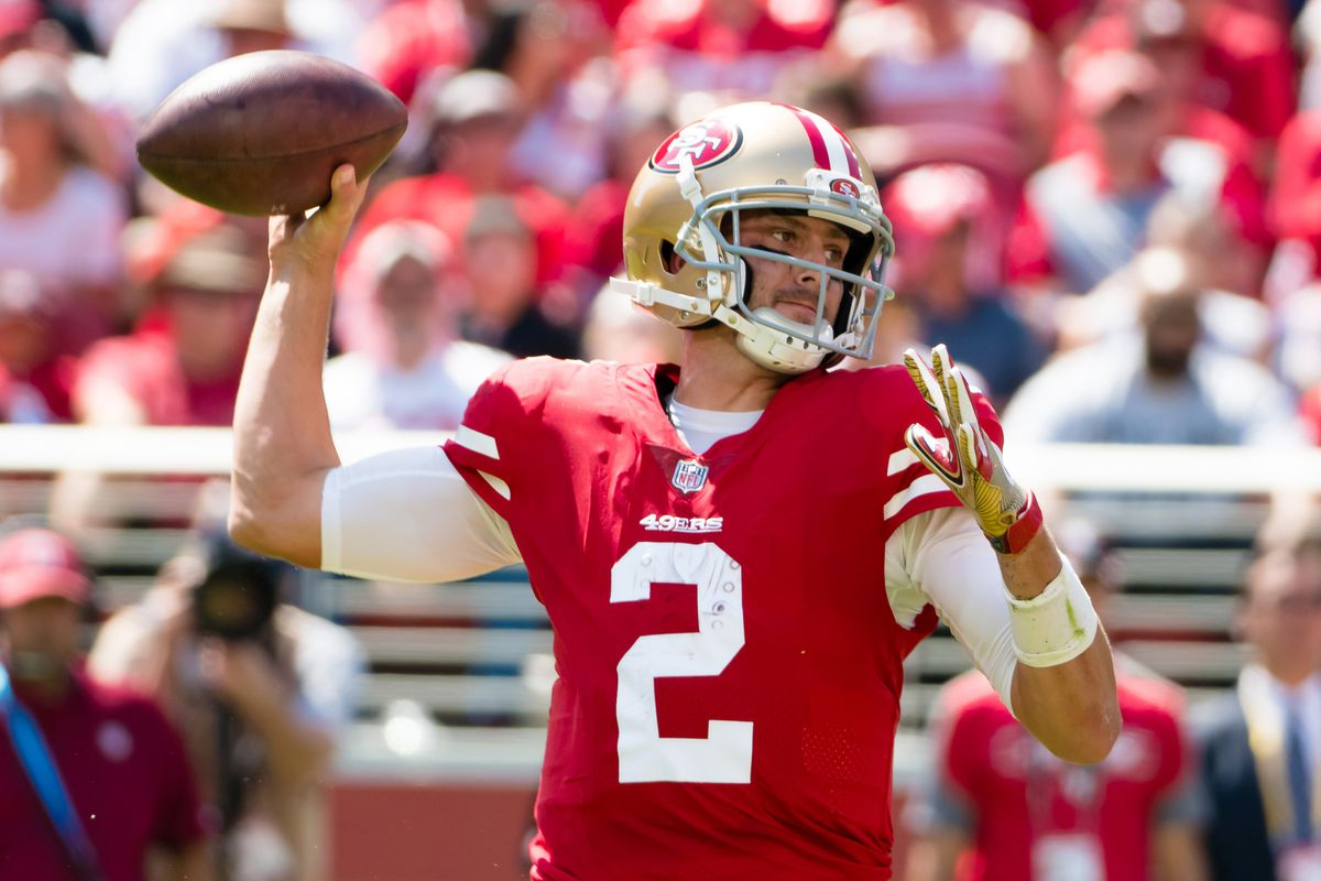 Brian Hoyer, NaVorro Bowman & more 49ers talk about Panthers loss ...