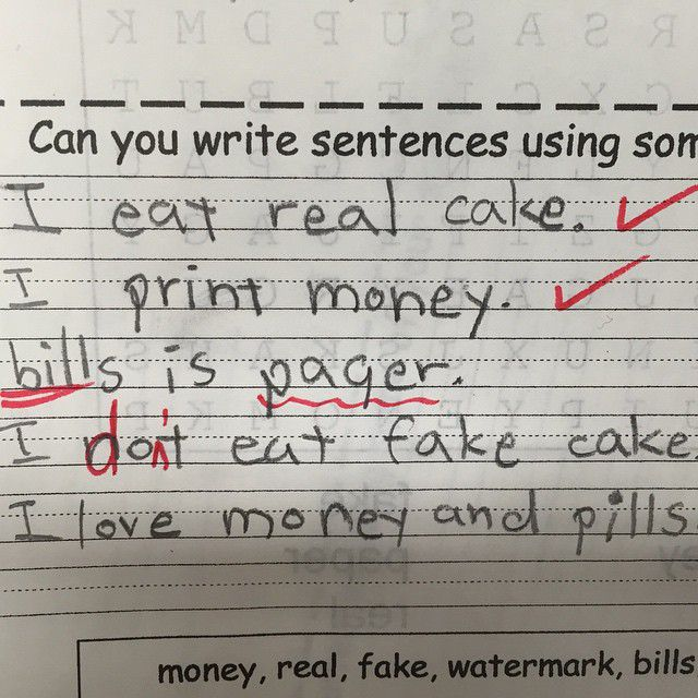 Student accidentally writes dope rap verse on homework funny or die next up in originals ibookread ePUb