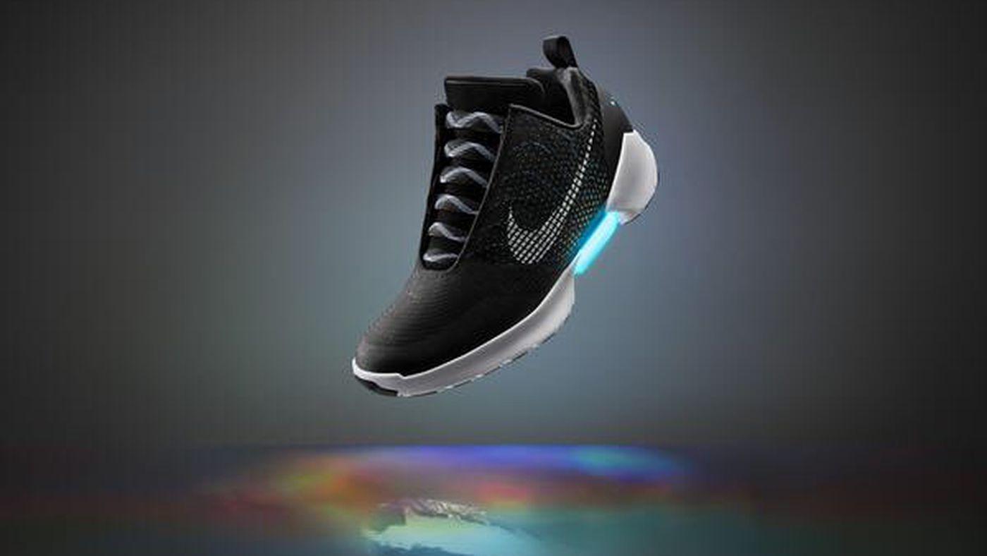 3cf4c9b1c09 Nike s self-lacing sneakers finally go on sale November 28th - The Verge