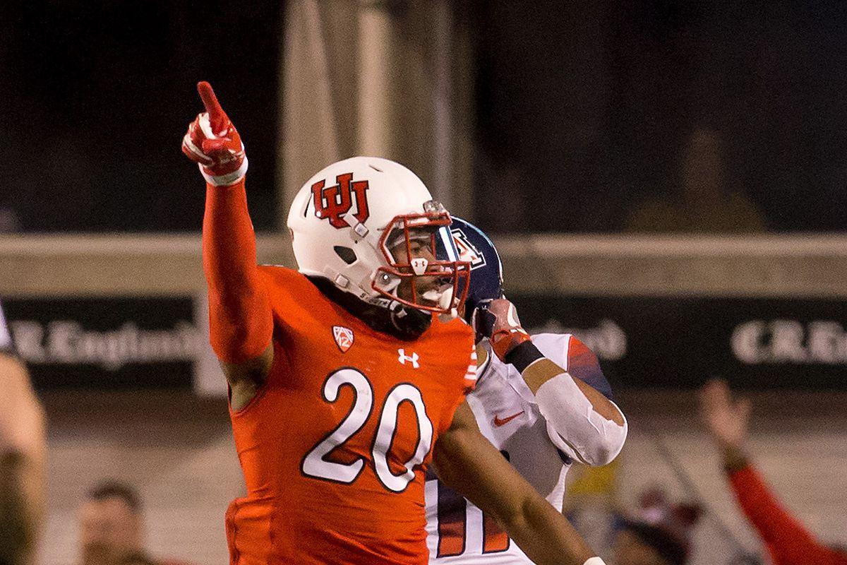 NCAA Football: Arizona at Utah