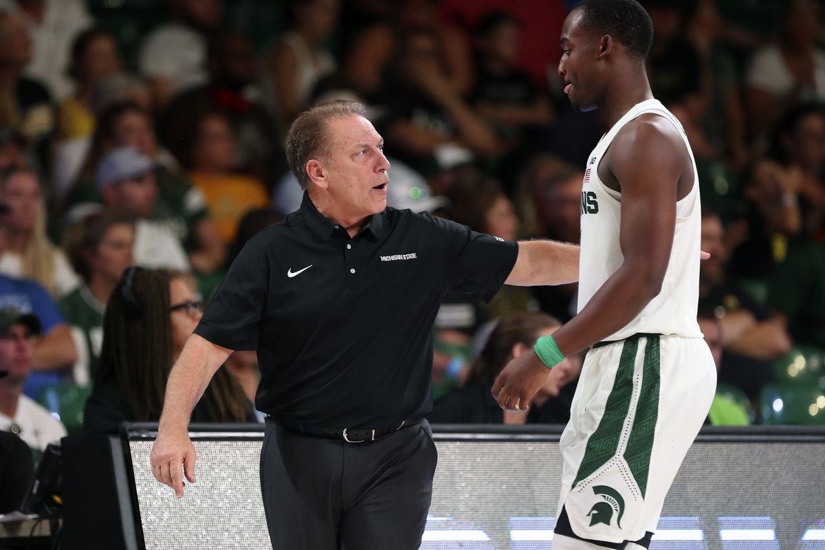 NCAA Basketball: Battle 4 Atlantis-Baylor vs Michigan State