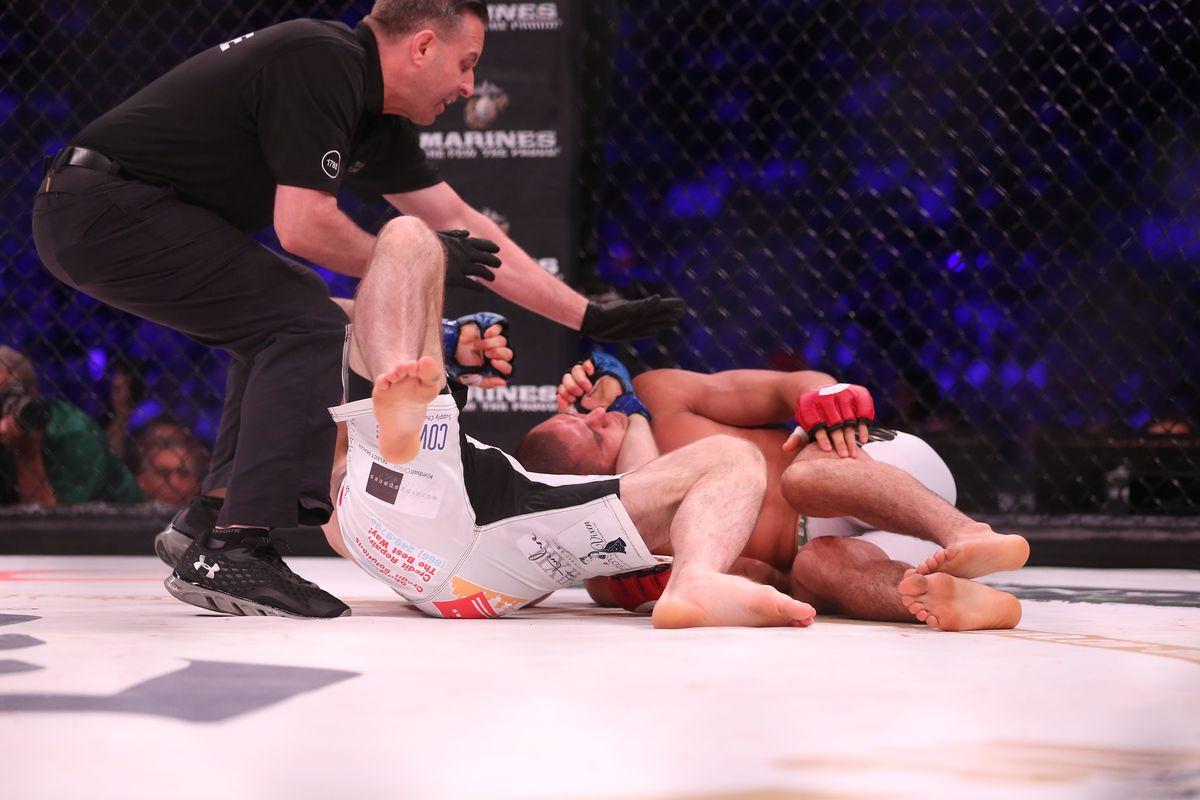 MMA: Bellator NYC-Pico vs Freeman