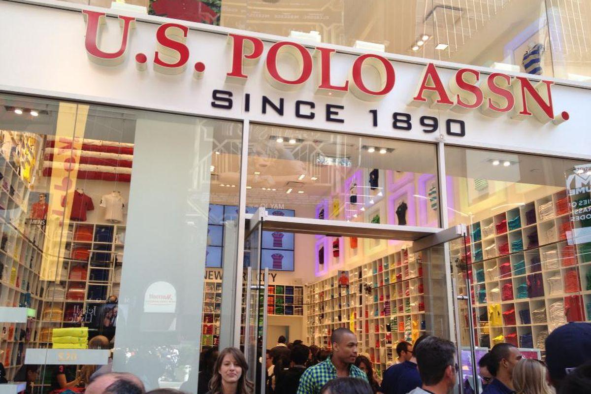 """Photo: Facebook/<a href=""""https://www.facebook.com/USPoloAssnUSA"""">U.S. Polo Assn.</a>"""
