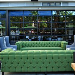 The patio at Culinary Dropout. Photo by Susan Stapleton