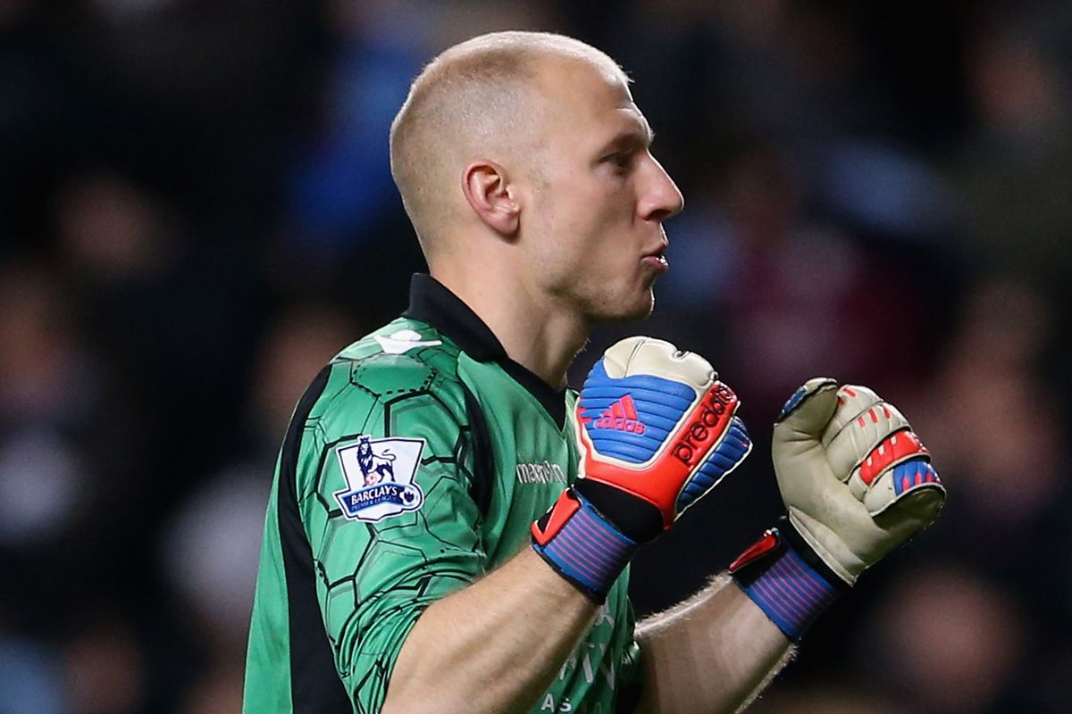 Guzan: Chivas' previous #2 selection, turned out pretty well.