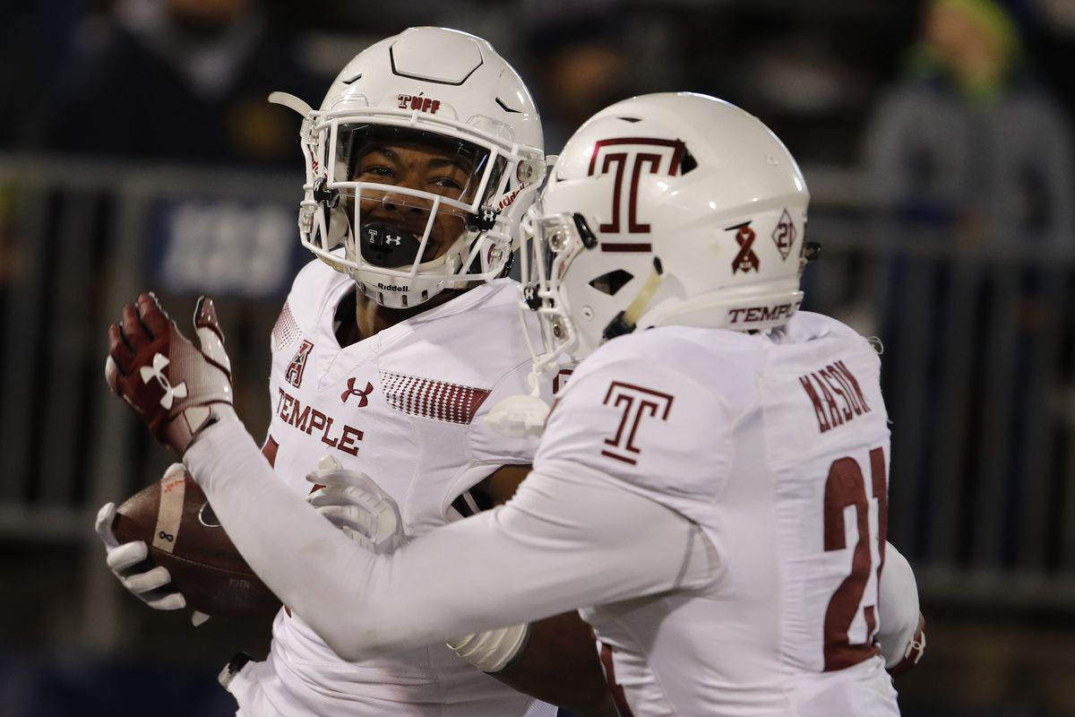 Temple puts an end to UConn's historic season with a 57-7 blowout